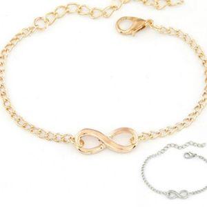 Jewelry - Handmade Infinity Bracelet